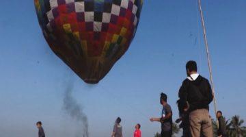 Imbauan AirNav Agar Masyarakat Hentikan Penerbangan Balon Liar
