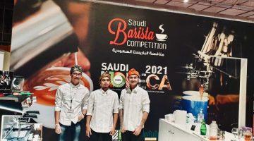 Barista Indonesia Berjaya di Saudi Barista Competition 2021